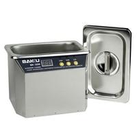 1pc Stainless Steel Ultrasonic Cleaner BK 3550 220V/110V For Communications jewelry/glasses Ultrasonic Cleaner Equipment