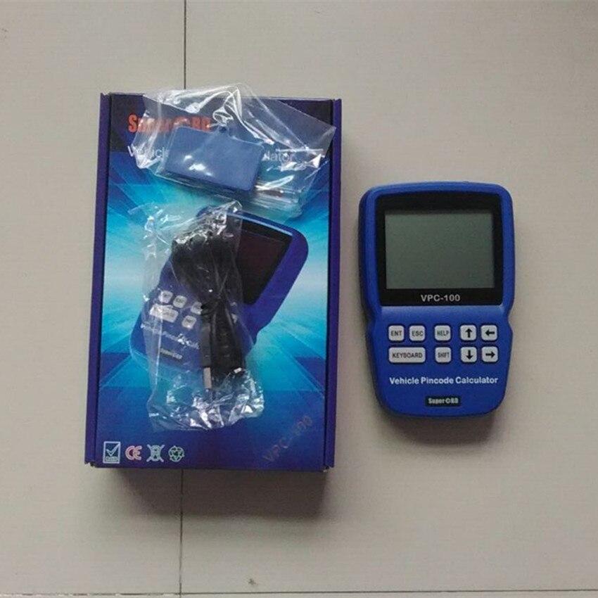 ღ ღpin code reading VPC-100 pin code calculator with 300+200 ...