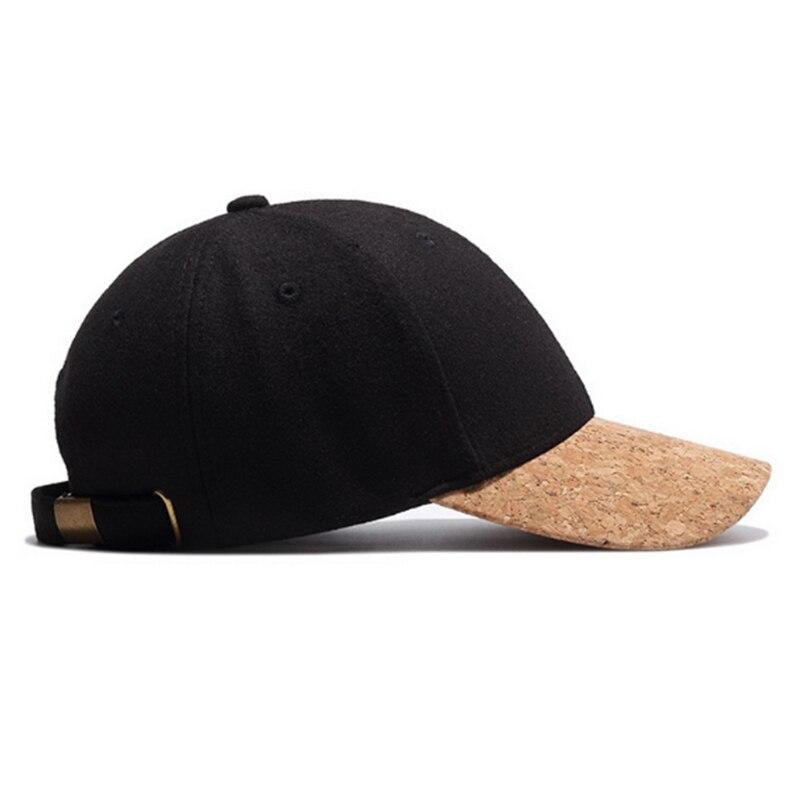 e0c0d90337e VORON 2017 New Autumn Cork Fashion Simple Men Women Hat Hats ...