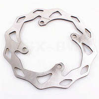 Rear Brake Disc Rotor For Kawasaki KLX450R KX250 KX250F KX450F 06 16 For Suzuki RMZ 2003