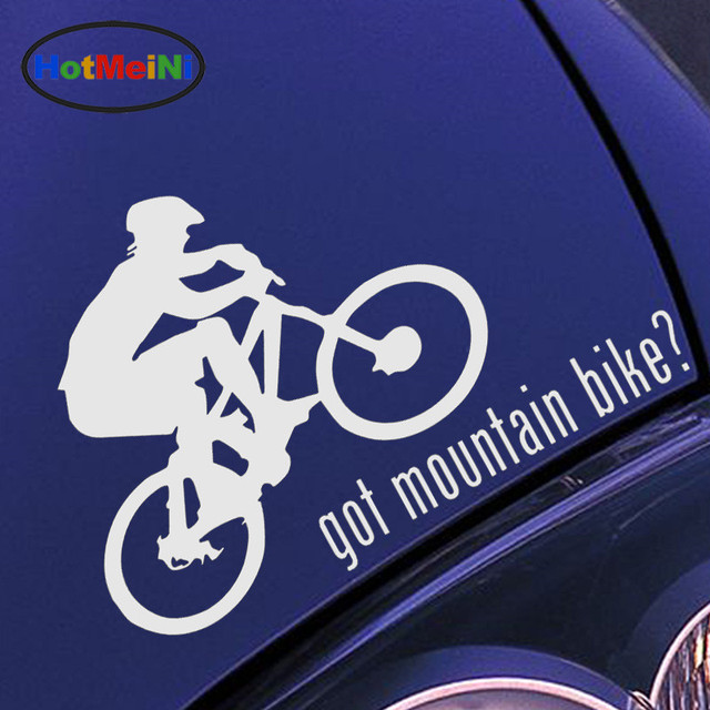 HotMeiNi Cmcm Colors Outdoor Extreme Sports Got Mountain - Window decals for sports