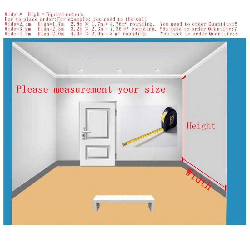 3dวอลล์เปเปอร์สำหรับห้องบลูโลตัสหยกแกะสลักผนังพื้นหลังที่กำหนดเอง3dวอลล์เปเปอร์mural 3dภาพวาด