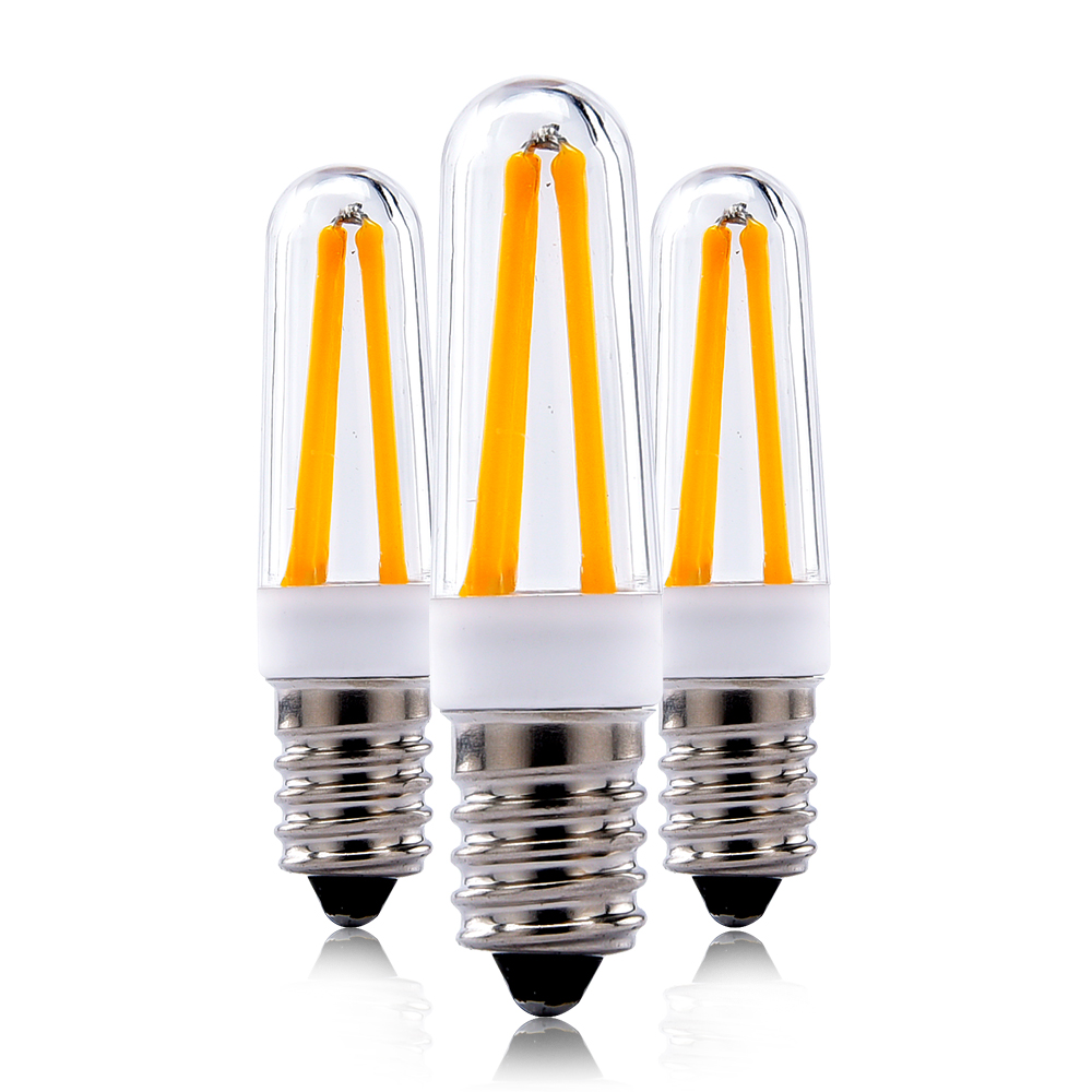 Dimmable e14 led lamp 4w mini led bulb 220v lampadas led cob light source bulb replace ceiling Mini bulbs