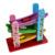 Nueva Creativo Del Cabrito Del Bebé Wind Up Toy Niños Juguetes de Madera Para Niños Juguetes Para Niños de Coches Resbaladiza FCI #