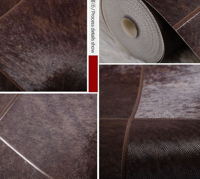 Buy texture design by otters skin pvc for African skin decoration