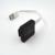 Caja de receptor estéreo bluetooth auriculares inalámbricos de eb-601 desxz mini audio estéreo receptor de música para auriculares con micrófono para teléfonos inteligentes