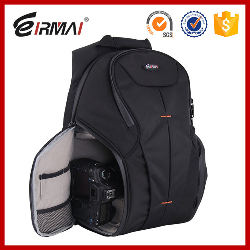 black travel packsack Video Camera Bag Backpack for Canon Nikon Sony Olympus Pentax lightweight sinpaid professional digital camera travel backpack waterproof dslr slr photography bag cases for canon rebel nikon sony pentax