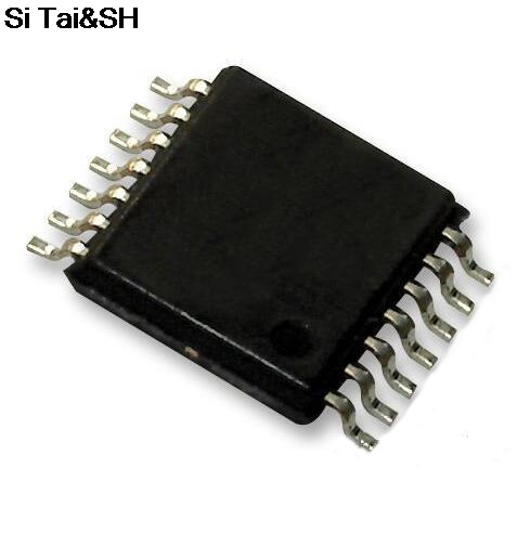 Integrated Circuits Txs0104 Txs0104epwr Yf04e 4 Wei Tssop14 Crease-Resistance Active Components