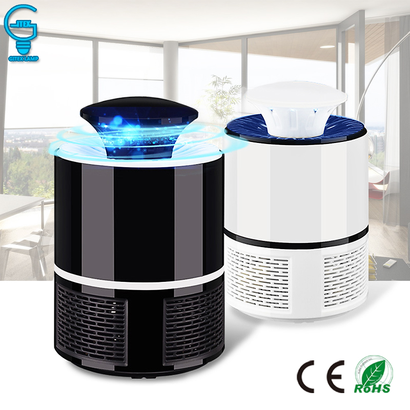 Mosquito Killer Lamp USB Electric Mosquito Light 365 Nano Wave Anti Fly Bug Insect Night Light 5V Mosquito Trap Lamp electric mosquito insect killer lamp night light fly bug practical insect killer trap lamp anti mosquito eu us plug 110v 220v
