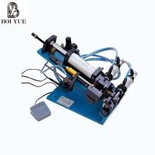Пневматическая машина для зачистки проводов пневматическая полуавтоматическая машина для зачистки проводов