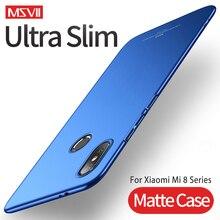For Xiaomi Mi 8 Case MSVII Hard PC Full
