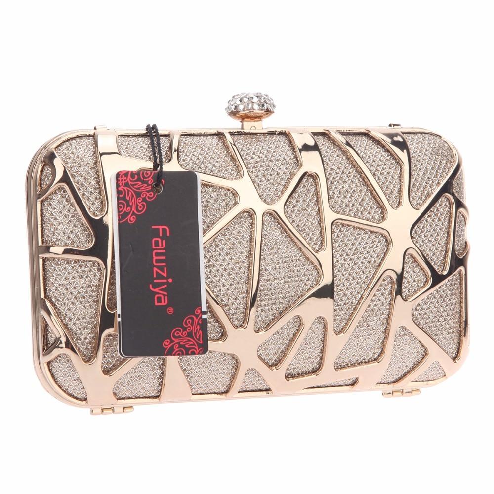 Fawziya Water Cube Mini Box Кошелек модные клатчи для женщин вечерние сумки