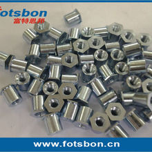TSOA-6256-625 Threaded standoffs for sheets thin as 0.25/ 0.63mm,PEM standard,AL6061,