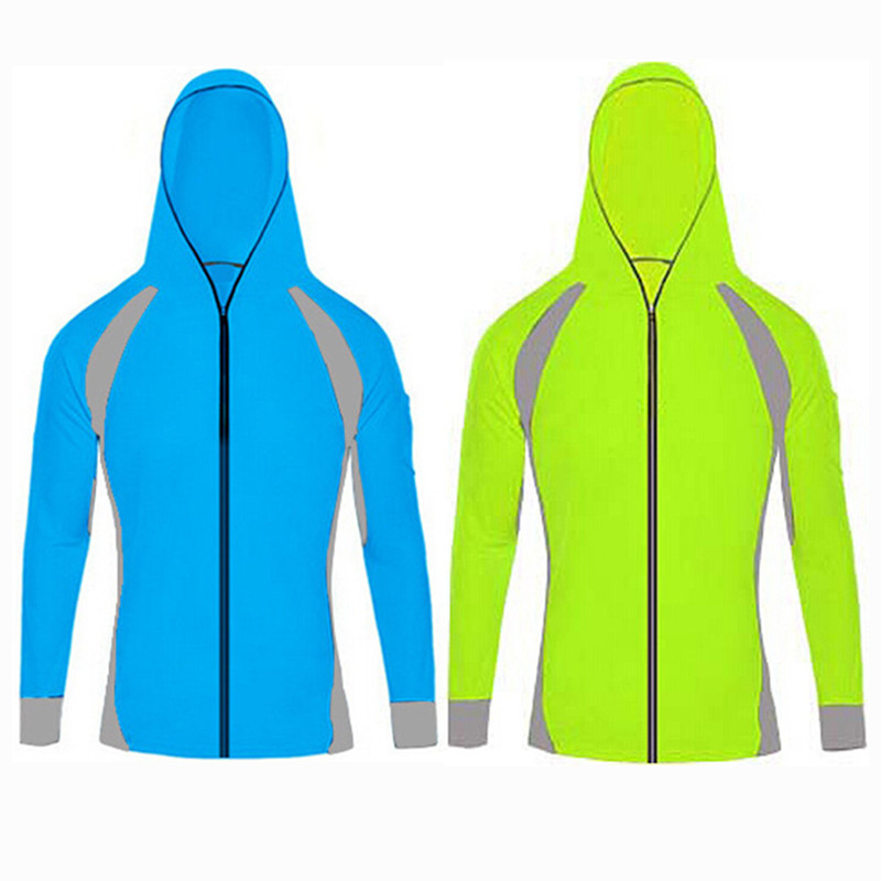 2016 Men women Cardigan Sunscreen professional fishing breathable wicking long sleeved clothes mosquito Anti outdoor anti