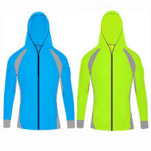 2016 Men women Cardigan Sunscreen professional fishing breathable wicking long-sleeved clothes mosquito Anti outdoor anti UV