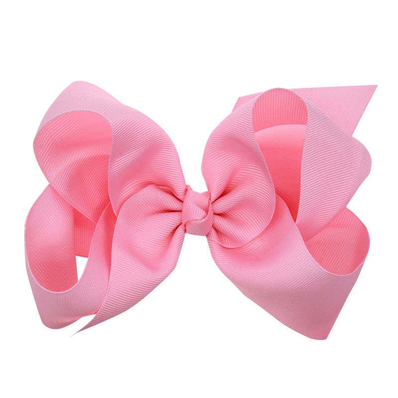 94ed82d070b9 Naturalwell Set of 16 pcs 6 inch bows Hair bows for girls Baby girls hair  clip Large hair bow baby bow 16colors BB010S-in Hair Accessories from  Mother ...