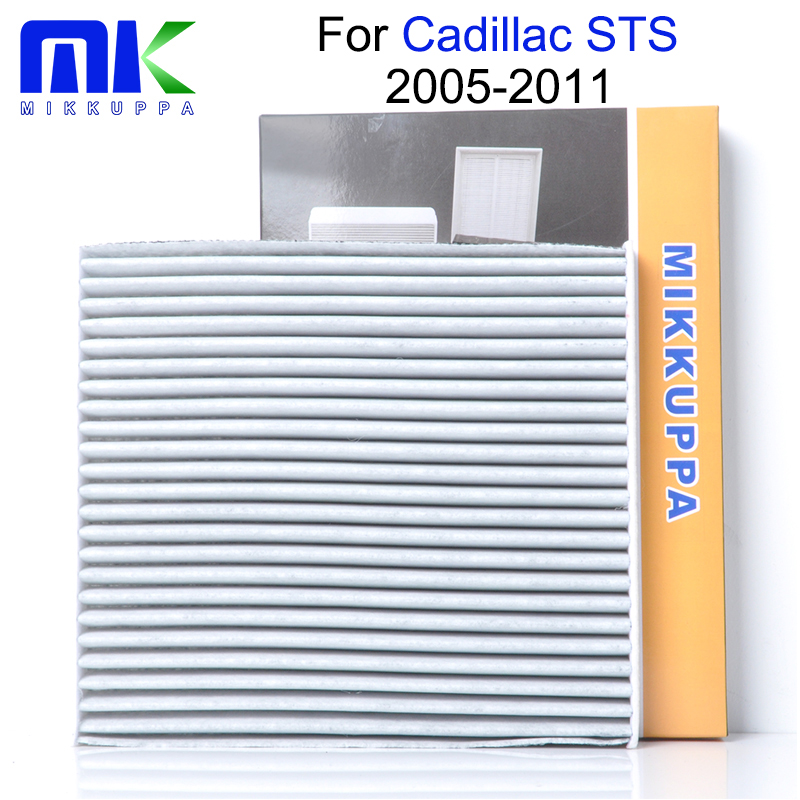 Mikkuppa Cabin Air Filter For Cadillac STS 2005 2006 2007