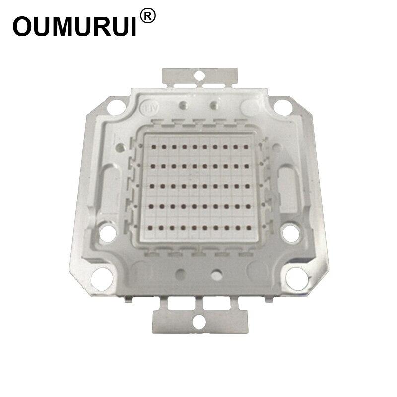 Lâmpadas Led e Tubos 5 pcs 50 w luz Quantidade of Chips : 50pcs