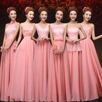 New Arrival Long Coral Colored Dresses Plus Size Party Dress Vestidos De Festa Cheap Perfermance Dresses