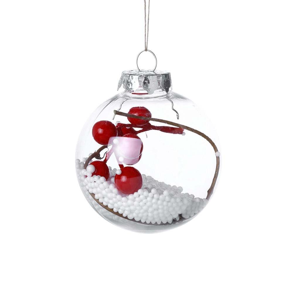 Christmas Tree Drop Ornaments Xmas Pendant Hanging Ball Christmas Decorations For Home 2018 1