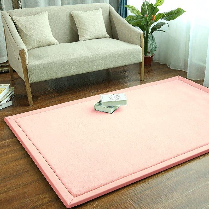 Tapis de sol de chambre tapis de salon tapis de maison tapis de sol confortable tapis de chambre d'enfants tapis de salon de grande taille