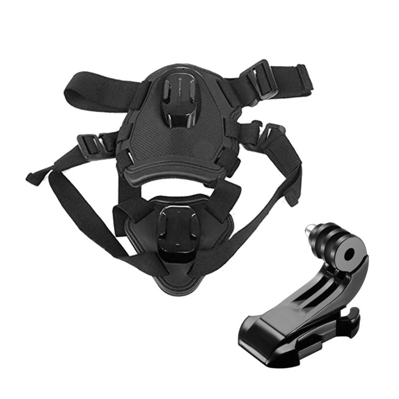 New Premium Black Elastic Adjustable Strap Chest Band Adapter Pet Dog Belt For DJI OSMO Pocket Action Sports Camera Accessories