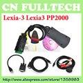 2016 Nova V7.65 Lexia 3 V48 Diagbox Lexia3 PP2000 para Citroen Peugeot Ferramenta de Diagnóstico Profissional Frete Grátis