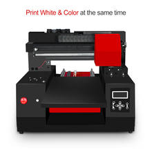 Upgraded Automatic A3 Size UV Printer 30*60 cm LED UV Printers No Printing Stripe Defect for Phone Case, Metal, Wood, PVC, Glass a3 size dtg flatbed printer printing machine a3 uv flatbed for t shirts phone case pvc card dark light color printing