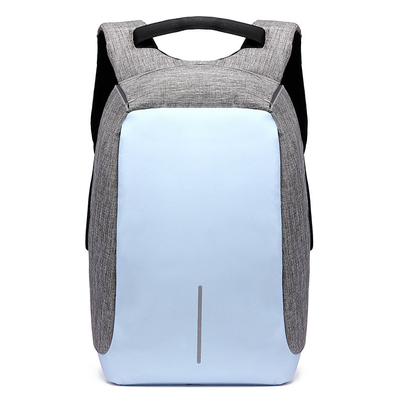 Mystyle Laptop Backpack 15.6 Inch Men Women Business Bag School Backpack With Usb And Rain Cover Water-Resistant Travel Backpack