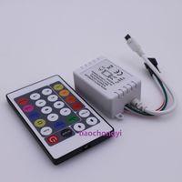 10PCS 5V 24 Key IR Remote Controller For WS2811 WS2812 WS2812B LED Strip Light