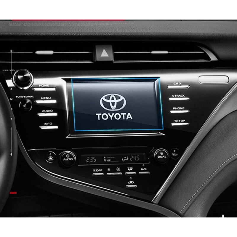 Lsrtw2017 закаленное фильм автомобиля экрана стали пленки для Toyota Camry 2007 2008 2009 2010 2011 2012 2013 2014 2015 2016 2017 2018 2019