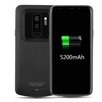 5200mAh Battery Charger Case for Samsung S9 Plus Rechargeable External Backup Charger Case for S9 Plus Charging Battery Case