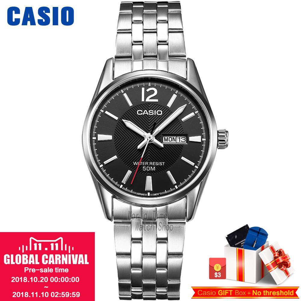 Casio watch Business casual quartz watch LTP-1335D-5A LTP-1335D-1A LTP-1335D-7A casio ltp 1308sg 7a