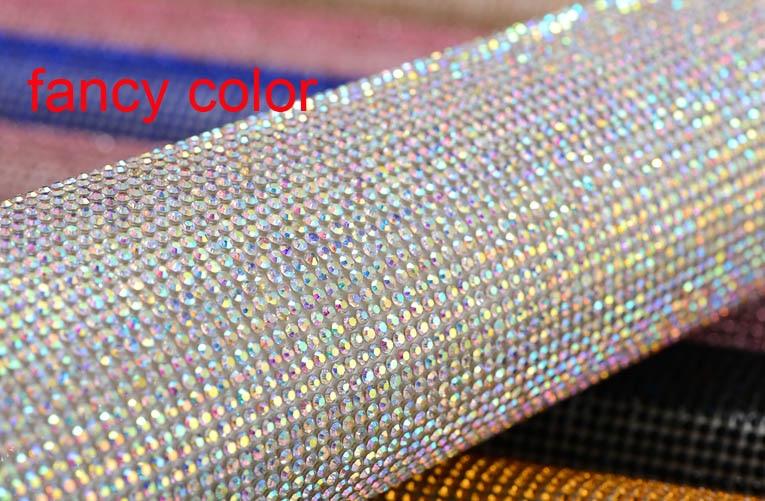 24 * 20cm Crystal Diamond Rhinestone Αυτοκίνητο / - Τέχνες, βιοτεχνίες και ράψιμο - Φωτογραφία 3