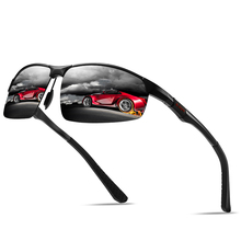 Classic Sports Sunglasses Men Women Polarized Glasses Male Driving Golf Rimless Ultralight Frame Sun Glasses UV400 Gafas De Sol juli classic sports sunglasses men women driving running rimless ultralight frame sun glasses male uv400 gafas de sol mj8001