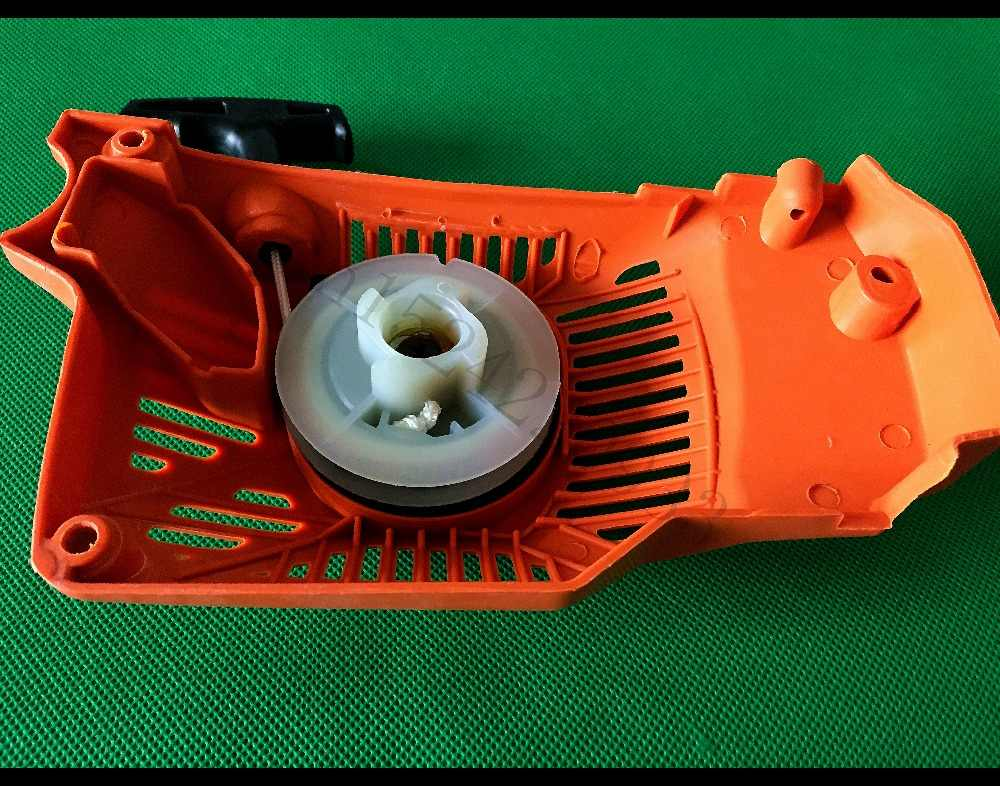 Single starter For 38CC 3800 Petrol//Gas Chainsaw Spare Parts Accs 1x Durable
