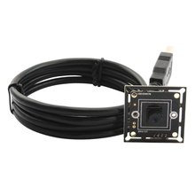 2016 New 720P HD CMOS OV9712 45degree lens 26*26mm mini USB Camera Module for Win7 Win8 Linux 2.6 or above Android 4.0 or above