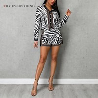 Striped Casual Playsuit Women Summer 2019 Fashion Long Sleeve Chiffon Jumpsuit Female White Black Party Playsuit Womens Rompers
