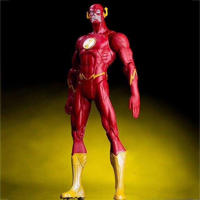 Uma Ação Pedaço Figura Modelo Anime The Flash Homem Pantera Negra Brinquedos Boneca Super Herói Thor Hulk Filme Da Liga Da Justiça
