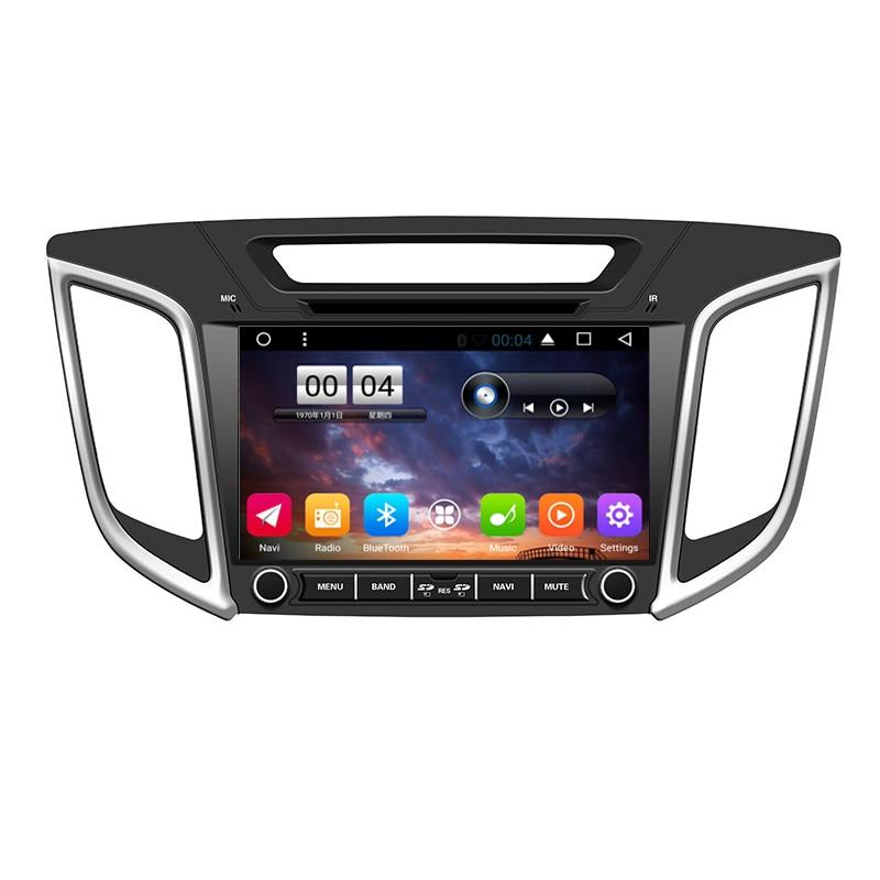 9″ Android 6.0 Quad Core Car DVD Player for Hyundai IX25 2014 2015 Car Radio GPS Navigation Stereo headunit bluetooth wifi