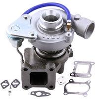 TCT CT20 Turbo Зарядное устройство Toyota Hilux 2,4 TD (LN/РНЗ) 66 кВт 90 hp 2L T 17201 54060 1720154060 CT20 turbo Зарядное устройство прокладка
