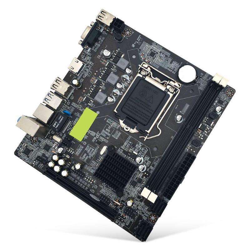 Carte mère pour Intel H81 ordinateur de bureau carte mère LGA 1150 Original USB3.0 SATA2.0 CPU carte mère prise en charge sortie HDMI VGA