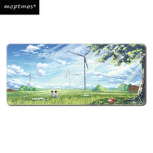 Large Size Extended Speed Gaming Mouse Pad Computer Keyboard Desk Mouse Mat For Office Home цена и фото
