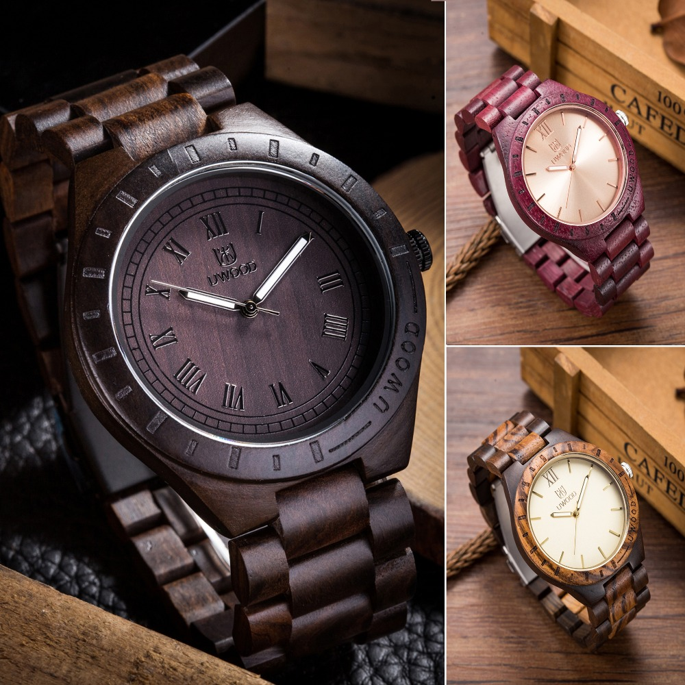 New Arrival Wooden Relojes Quartz Men s Wood Watches Men Casual Vintage Retro High Quality Wooden
