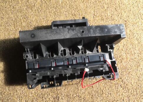 84 85 INK CARTRIDGES HOLDER Q6656A FOR HP DESIGNJET 90 PRINTER PLOTTER for hp 84 85 printhead for hp 84 85 c5019a c9420a c9423a designjet 30 90 130 printer head