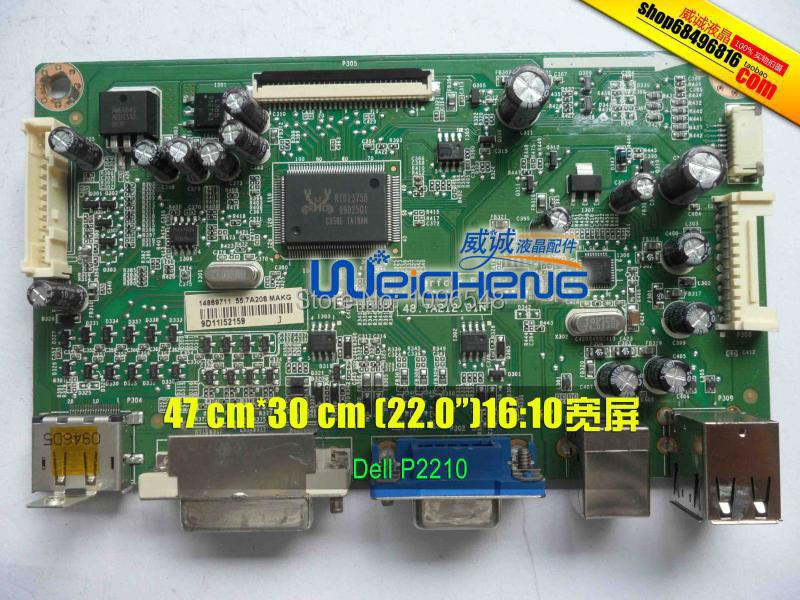 Free Shipping>P2210 driver board signal board 48.7A212.01N-Original 100% Tested Working free shipping [jy] 201v 201s tft2090ps 715g1558 2 ao 20 inch screen with a driver board original 100% tested working