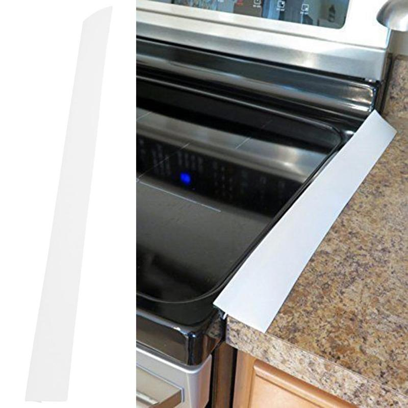 Gas Stove Gap Strip Kitchen Oil And Anti-Fouling Sealing Strip