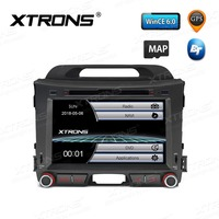 8 Digital Touch Screen Radio GPS Navigation Car DVD Player Video For KIA Sportage series 3 2010 2011 2012 2013 2014 2015
