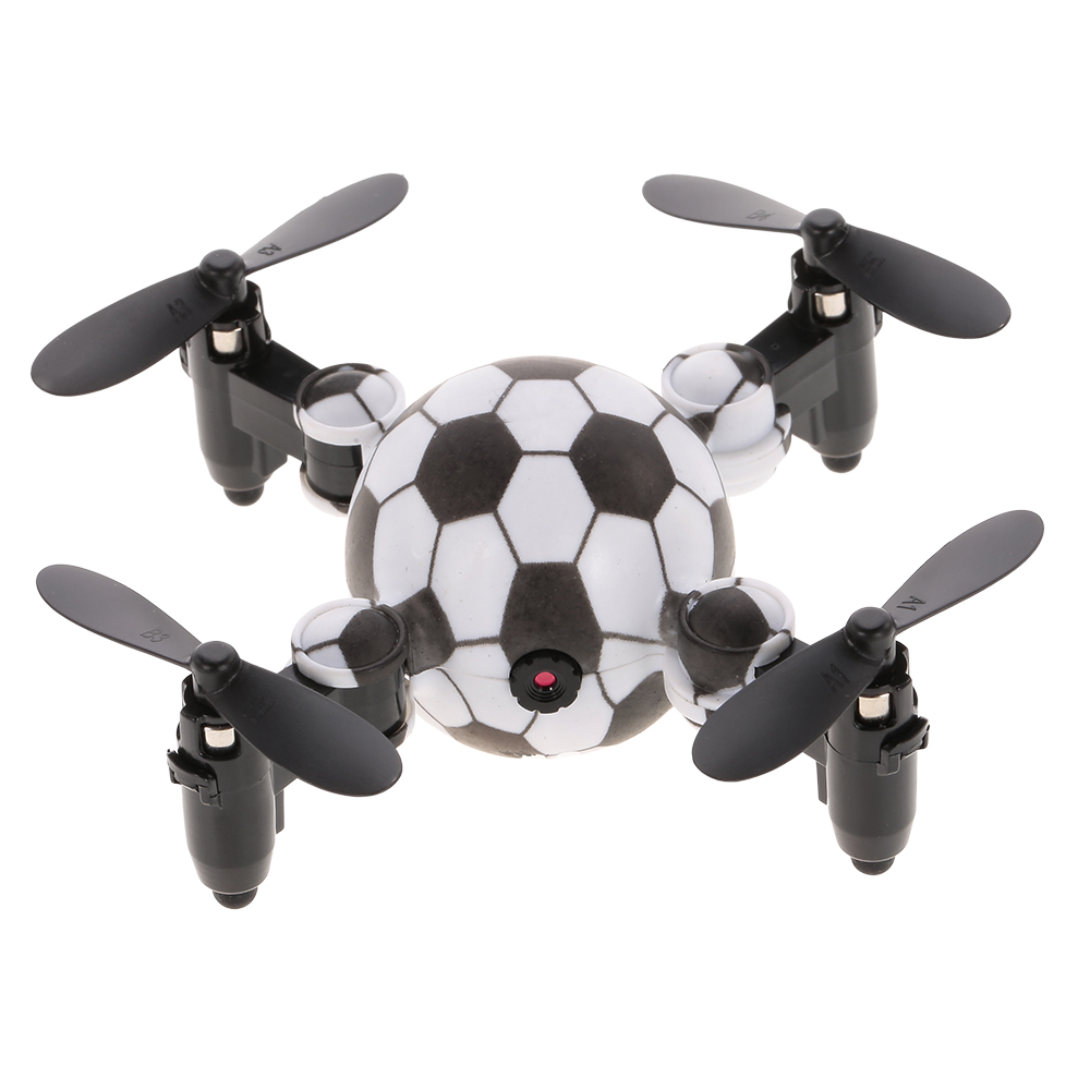 DH 880 50MM Super Mini Drone With 0.3MP Camera Wifi FPV Foldable Football Shape Watch Controller Altitude Hold RC Quadcopter