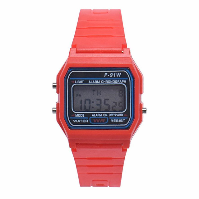 HONHX New Fashion Men's Digital Watches LED Digital Round Rubber Quartz Sport Waterproof Wristwatches relogio masculino 40 2